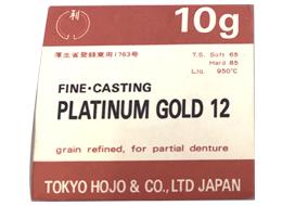 PLATINUM GOLD12